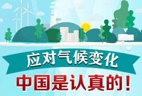 国际承诺提前完成 应对气候变化,中国是认真的