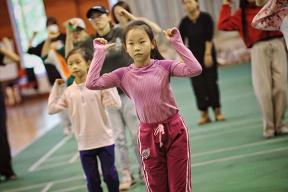 2021-2023北京市中小学街舞规定套路培训发布